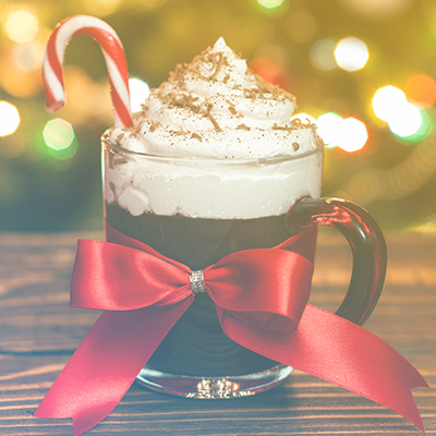 The Power of the Peppermint Mocha: How to Build and Maintain Relationships Over the Holidays