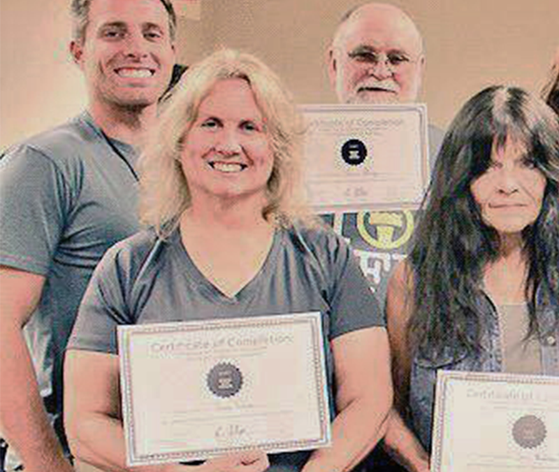 Going the Distance: Why an Ohio Activist Drove Three Hours Every Week to Get Certified
